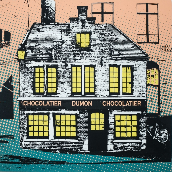 Chocolatier by Bob Marshall